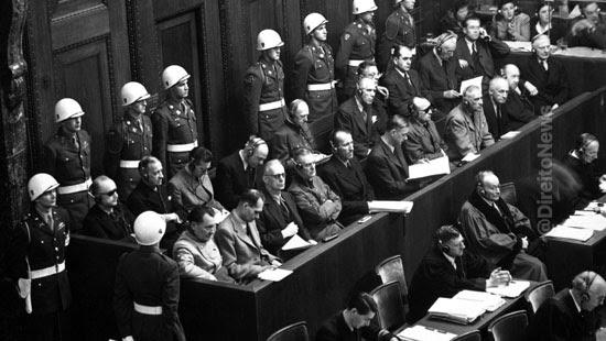 tribunal nuremberg analise necessaria excecao alemanha