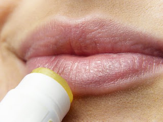 Lip balm for pink lips