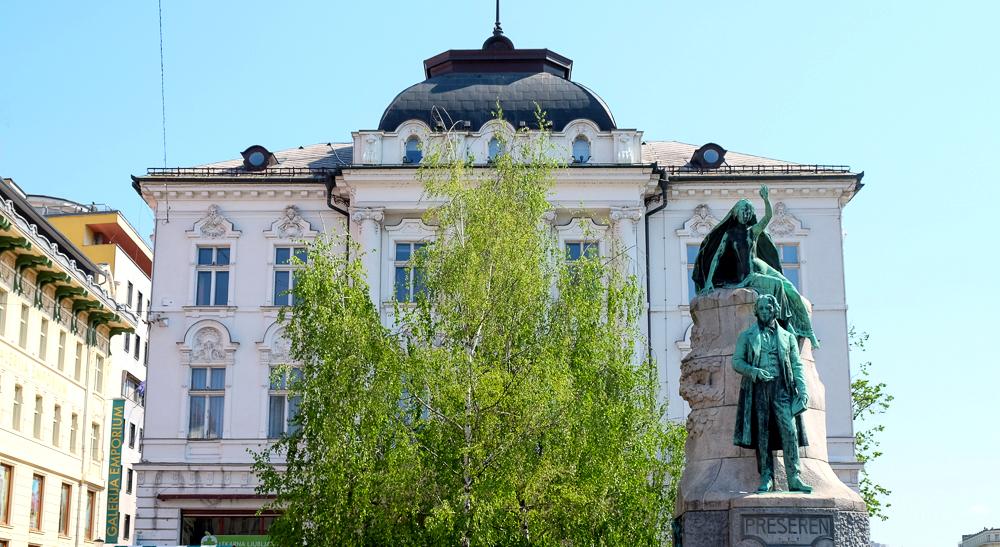 Prešeren Square