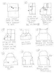 Extremegami: How to make a Origami R2-D2 finger puppet