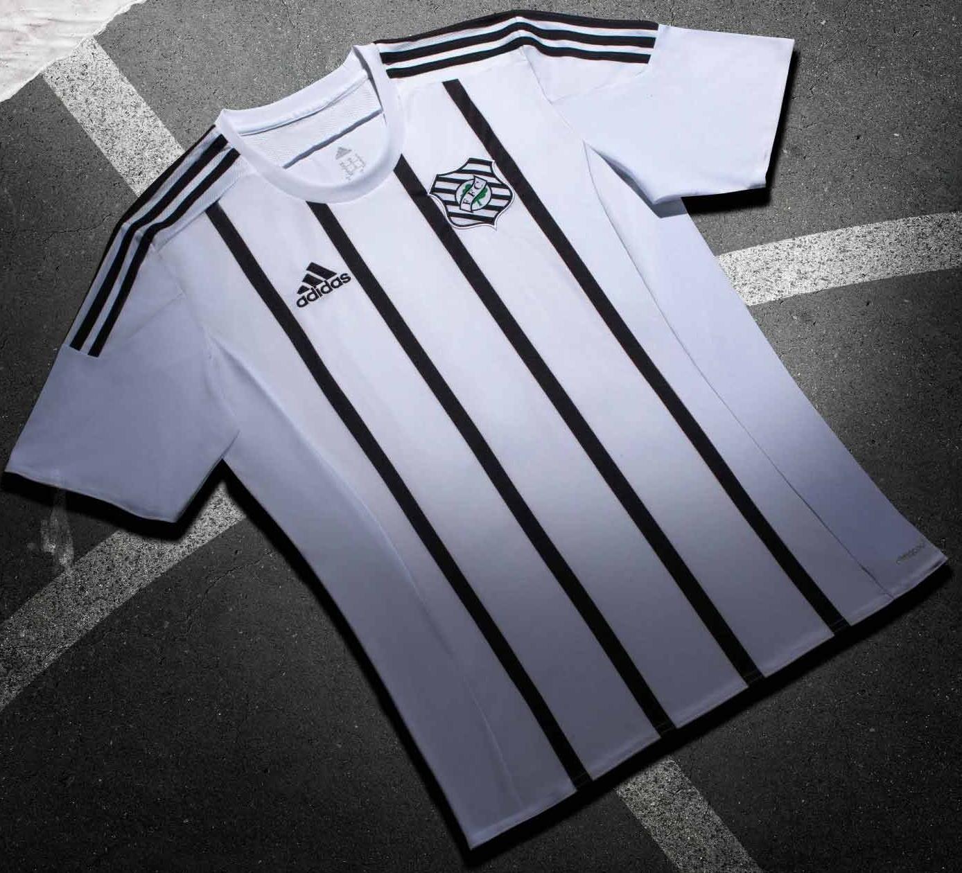 e4138c1cc5520 Adidas divulga a nova camisa reserva do Figueirense - Show de Camisas