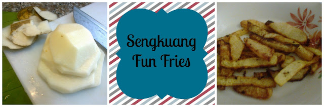 Sengkuang Fun Fries
