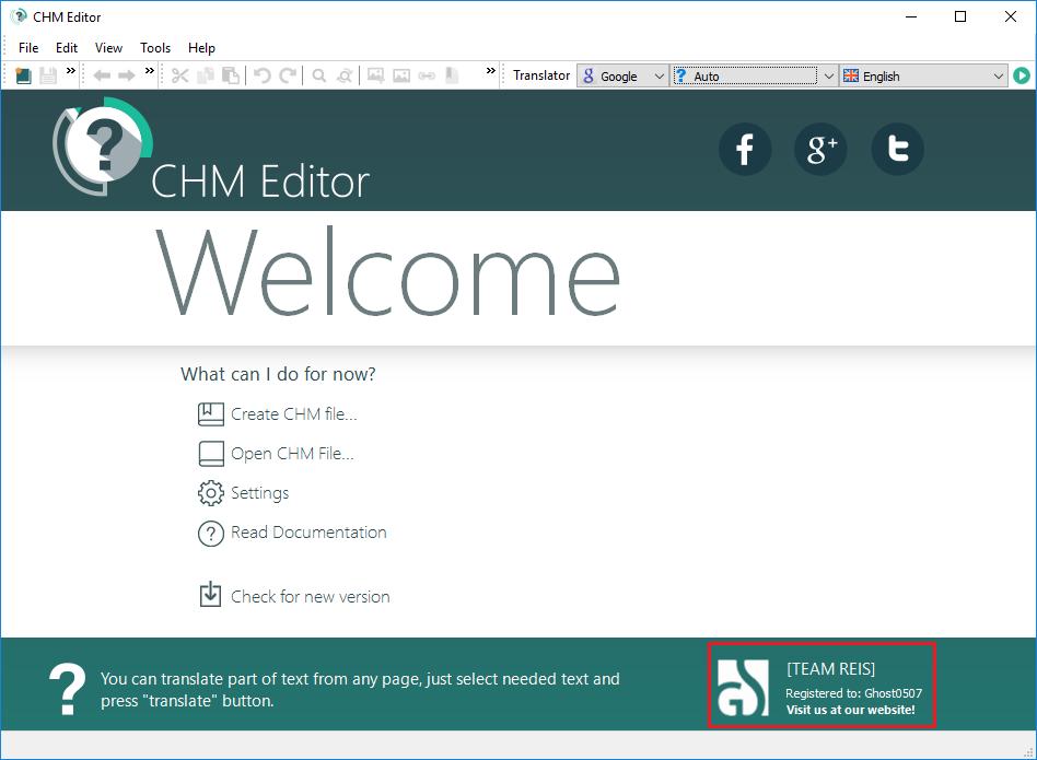 Hướng dẫn cài đặt và Crack CHM Editor 3.1.0 7