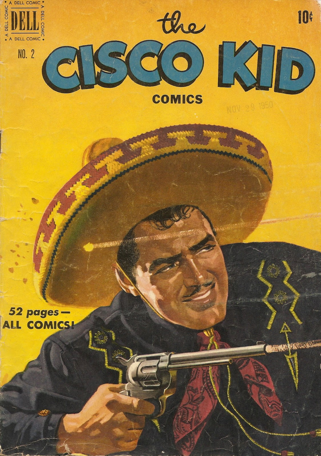 Old Fashioned Comics The Cisco Kid 02 Collection