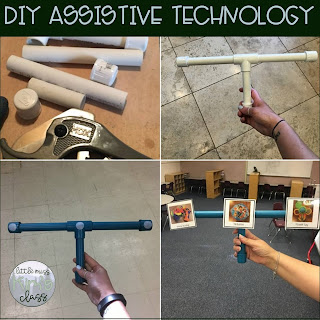 DIY Assistive technology special education