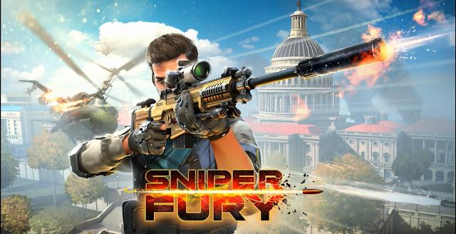 تحميل وتثبيت لعبة الاكشن الرائعة sniper fury