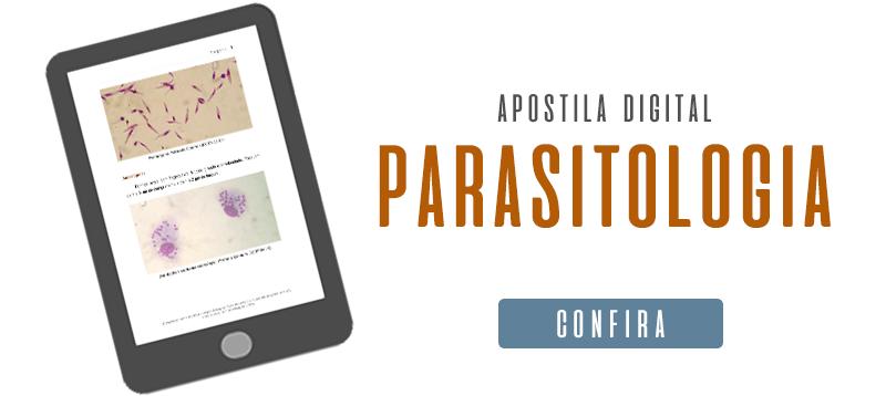 Apostila digital de Parasitologia - Biomedicina Padrão