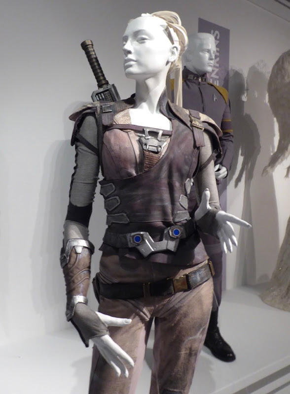 Star Trek Beyond Jaylah costume detail
