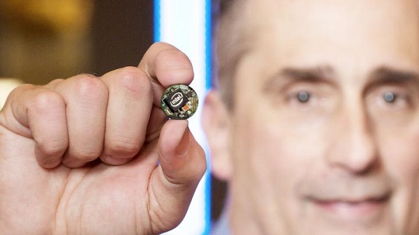 Intel Curie module announced for wearable devices