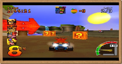 Crash Team Racing CTR Free Download Gameplay