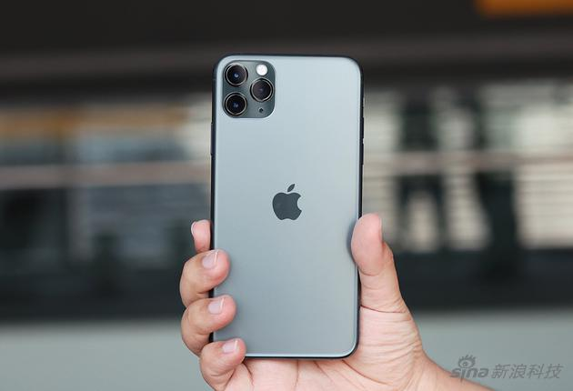 iPhone 11 Pro Max review: can three cameras work? That's great!