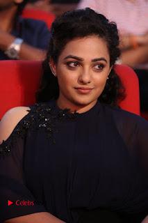 Nithya Menon Latest Stills at at Janatha Garage Movie Audio Launch  0102.JPG