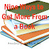 #musesofamom: Nine Ways to Get More From a Book