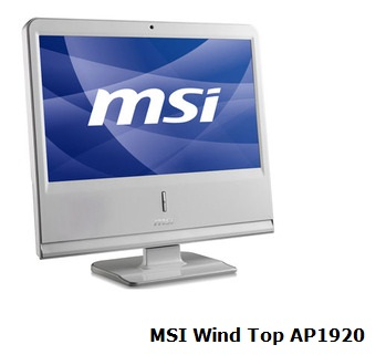 MSI Wind Top AP1920
