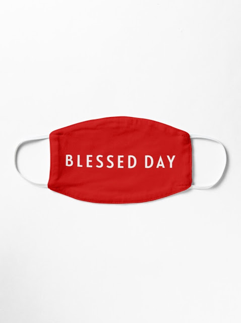 Handmaids - Blessed Day Face Mask