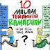 10 MALAM TERAKHIR RAMADHAN - LAILATUL QADAR