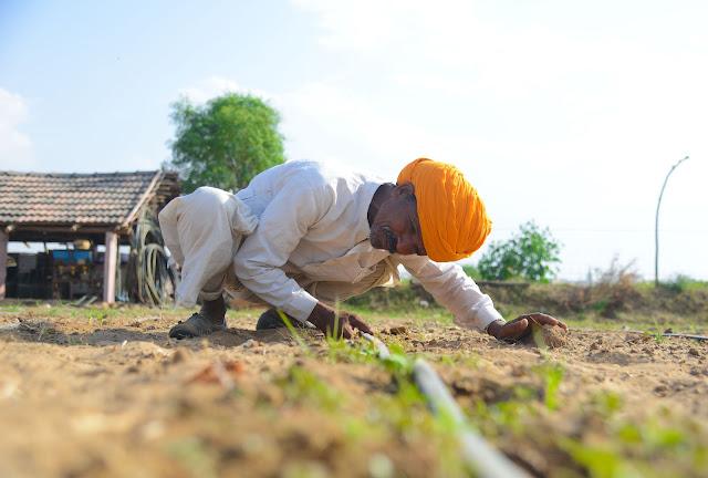 Drop Irrigation & Micro Irrigation can help farmers prosper