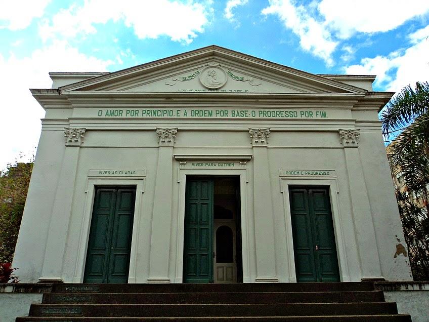 Templo Positivista, Porto Alegre