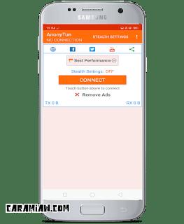 cara menggunakan kuota internet lokal telkomsel 2