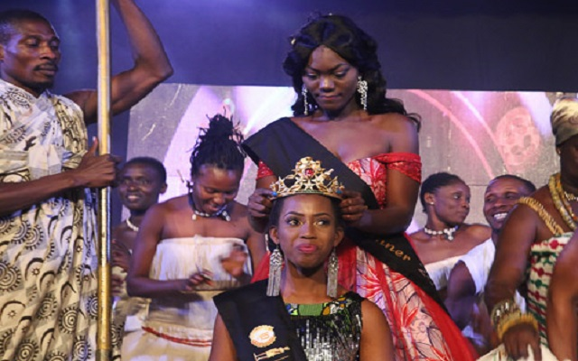 Yaba wins Ghana's Most Beautiful X