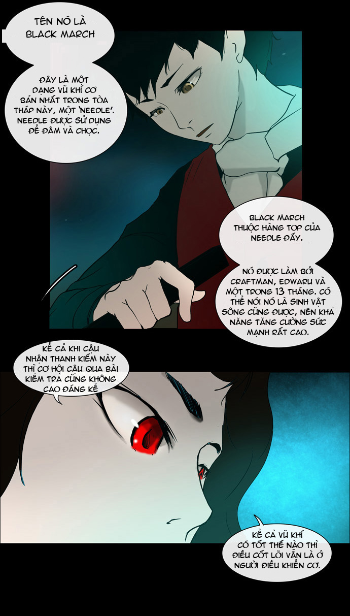 Tower of God chapter 2 trang 41