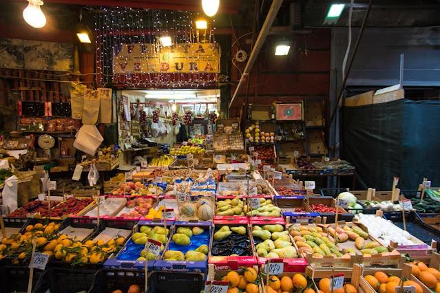 Mercato della Vucciria di Palermo