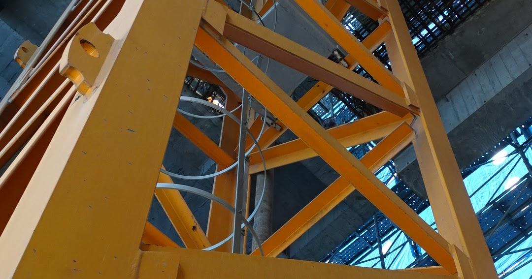 高風險作業也縮時?-塔吊拆除縮時攝影事前場勘作業 Crane Demolition Time Lapse