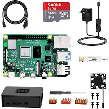 Raspberry Pi 4 4GB (kit)