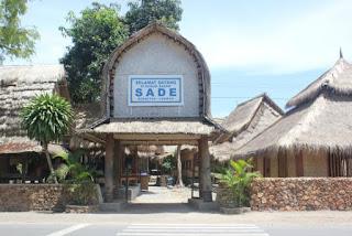 Dusun Sasak sade Nusa Tenggara Barat