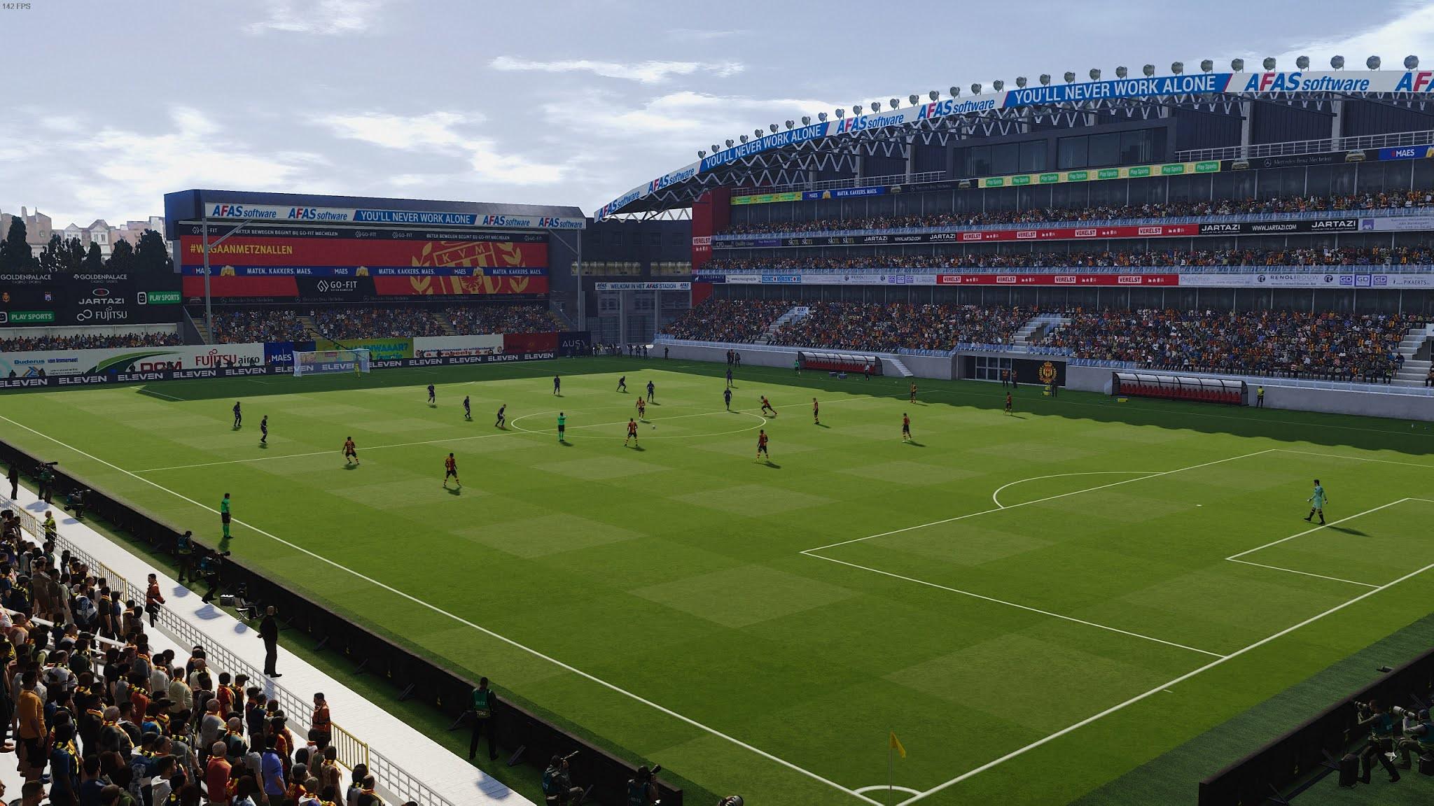 PES 2021 Afas Stadion - Mechelen