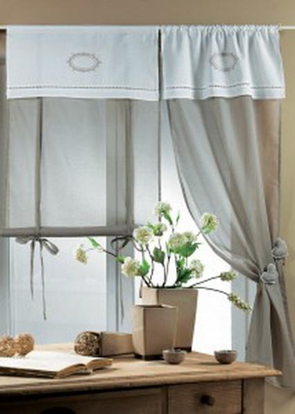 Identi chic otras versiones del fucsia ventana for Cortinas de salon baratas