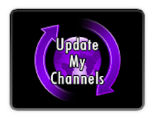 Add Update My Channels to your Roku