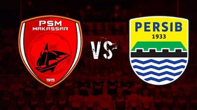 Bekuk Persib 1-0 di Kandang, PSM Kokoh di Puncak Klasemen