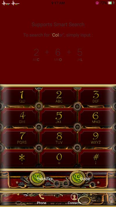 Oppo Theme: Oppo F3 Gombal Theme