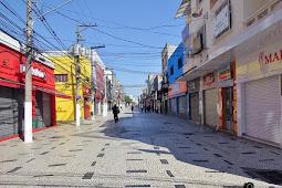 Rua Capitão Tiago Luz - Santo Amaro