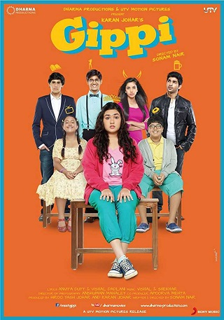 Gippi 2013 Hindi 700MB HDRip 720p