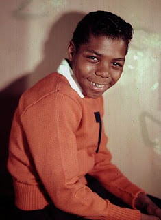 One of the TEENIDOLS of the 1960s, Frankie Lymon