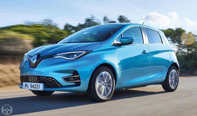 Renault Zoe VS Tesla
