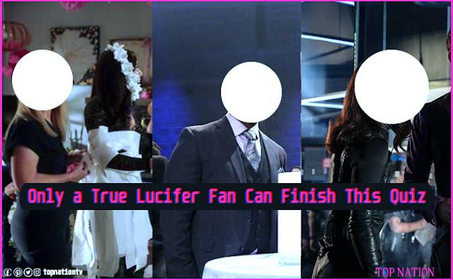 Lucifer: Can You Identify these Characters in The Picture?
