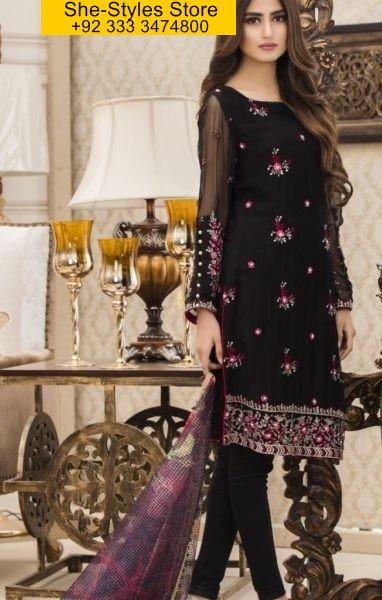 Veena Durrani Formal Tunics 2017