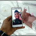 Terharu, Prajurit TNI Bertugas di Perbatasan Adzani Kelahiran Putrinya Via Video Call