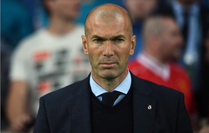 Zidane Blasts Real Madrid Players After SHOCKING 7 – 3 Loss Against Atletico Madrid
