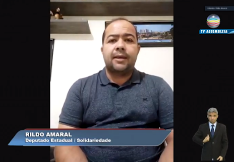 """Rildo Amaral detonou o Comandante Geral da Policia Militar Cel Pedro Ribeiro - """"A PM não tem Comandante, tem apenas um ocupante no cargo""""!!!"""