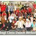 Kebersamaan dan Saling Berbagi, Max Brother Indonesia Bukber dan Santuni Yatim