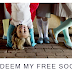 EXPIRED!! Free Pair of JRP Kids' Socks + Free Shipping