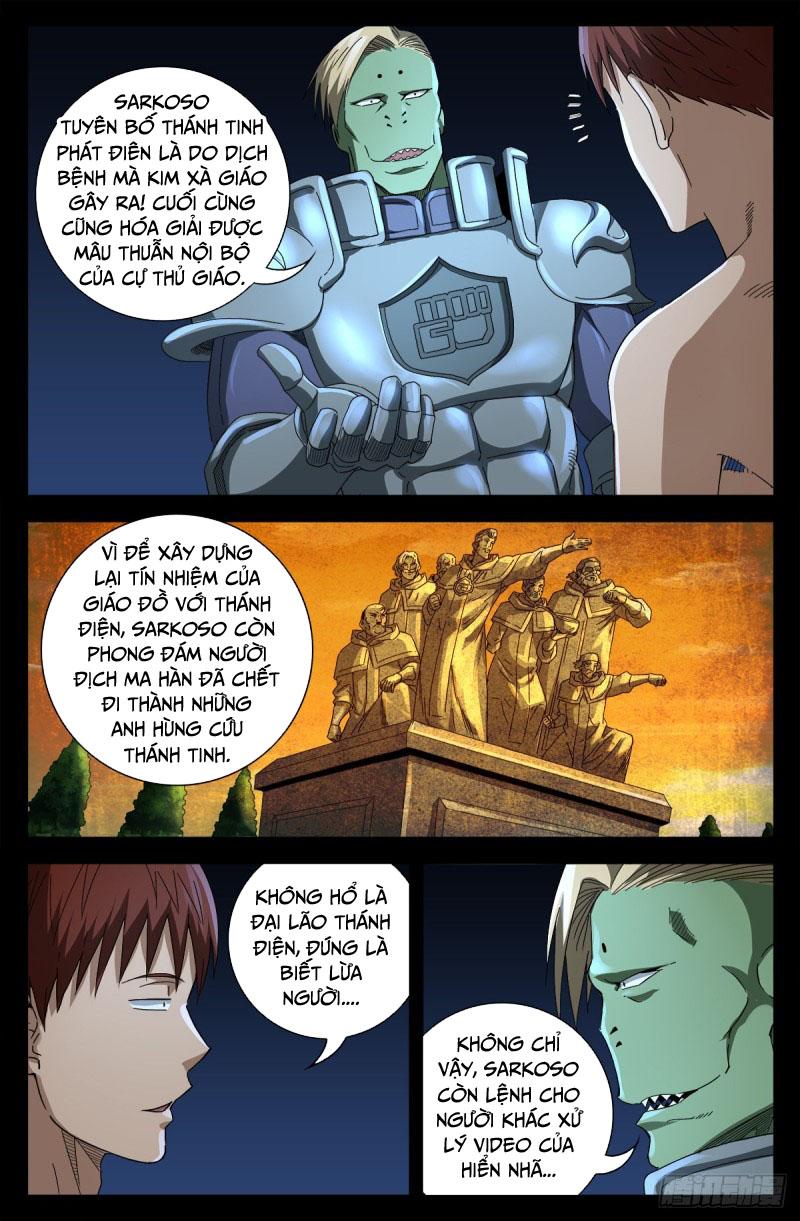 Huyết Ma Nhân chap 674 - Trang 5