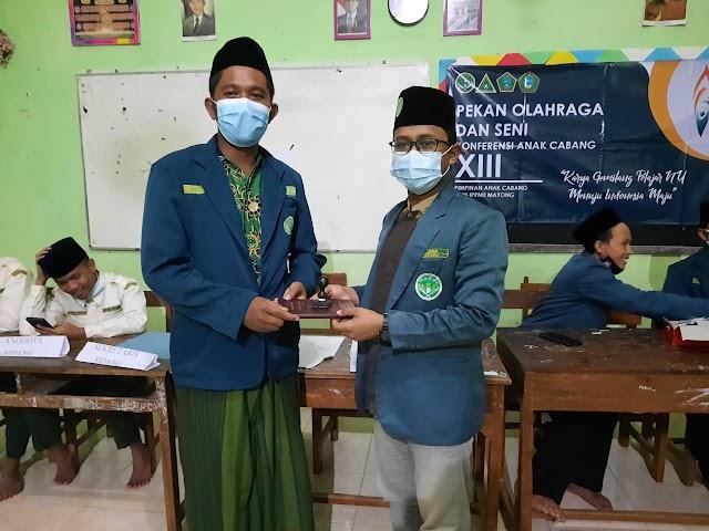 Terpilih, Hamam-Qoidah Pimpin PAC IPNU IPPNU Mayong Periode 2021-2023