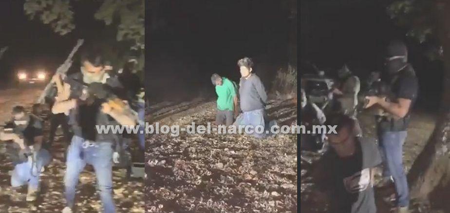 Vídeo, Morelia, La capital Michoacana ya es del CJNG, levantan a secuestradores y vendedor de droga y los ejecutan