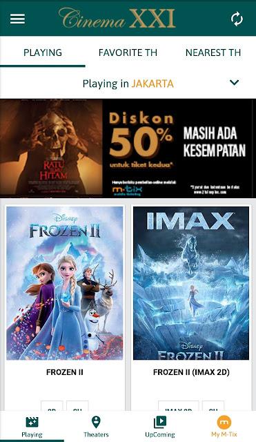 cinema 21 xxi