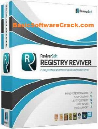 ReviverSoft Registry Reviver v4.23.1.6 With License Key Free Download